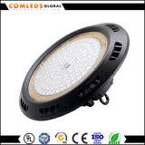 Innovador UFO 100W 150W 200W Highbay SMD LED lámpara con 5 años de garantía.