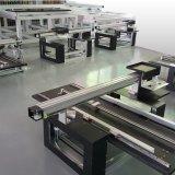 2018 precio híbrido ULTRAVIOLETA de la impresora de la caja del teléfono del formato grande del plano LED