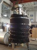 アジテータ(ウェイティングのavibale)が付いている1000Lステンレス鋼のジャケットリアクター