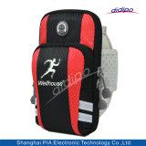 Faixa de braço Multifunctional esperta L da fita de Runing do saco do esporte tamanho