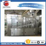Máquina de embalagem de enchimento engarrafada automática cheia da água