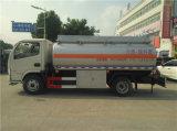 Dongfeng 8cbm 4X2 de Brandstof Bowser van de Vrachtwagen van de Brandstof