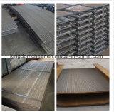 Хром накладки из карбида вольфрама стальную трубу/Износостойкими сплава трубки/износная пластина
