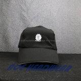 Sombrero al aire libre 100% del casquillo del verano respirable de Dryfit del poliester de la aduana de la fábrica