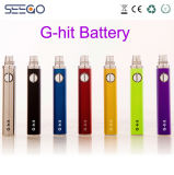 Point de vente design moderne Seego Seego G-Hit Vape Mods de la batterie
