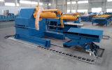 5 тонн сталь отпуска Uncoiler 10 тонн гидровлическая свертывает спиралью Decoiler для крена формируя машину