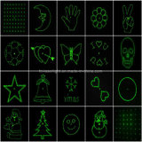 Reticoli rivestiti dell'obiettivo 16 dei reticoli di diffrazione per l'indicatore luminoso del giardino del modulo del laser