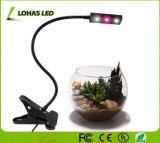USB 유연한 테이블 램프 3W 가득 차있는 스펙트럼 LED는 빛을 증가한다