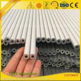 Fabriek van het aluminium anodiseerde de Matte Uitdrijving van het Aluminium om Buis