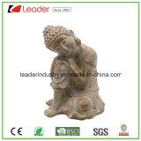 Het Standbeeld van Boedha van de Tuin van Polyresin Decoratief voor de Ornamenten van de Decoratie en van de Tuin van het Huis