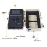 macchina fotografica di caccia di 16MP 1080P, macchina fotografica della traccia, macchina fotografica della fauna selvatica con IP66 impermeabile