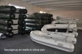 Barca gonfiabile militare di Liya 2.0m-6.5m con la nave di soccorso gonfiabile del motore