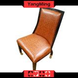 Cadeira européia retro Ym-Dk15 do póquer do casino da cadeira da madeira contínua