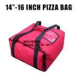 Новый начатый термально мешок охладителя поставки еды пиццы