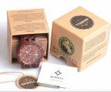 Хронографа логоса 2017 способов вахта Handmade изготовленный на заказ деревянный
