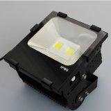 Cancha de tenis exterior IP65 Proyector LED de la COB (RB-FLL-100WF2)
