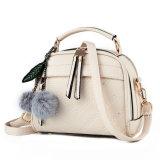 Estilo europeu de exportação Senhora pequena mala bolsa de couro PU Crossbody Bag