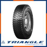 Tr690js 12r22.5 Dreieck-guter Preis-neues Muster aller Stahlradial-LKW-Reifen