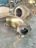 Grandes fundições de aço com fazer à máquina do CNC