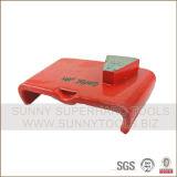 Sunny HTC Almofada de moagem para preparação de moagem de betão