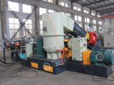 De landbouw HDPE LDPE Extruder die In twee stadia van de Film Lijn pelletiseren
