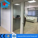 Simple y limpia el diseño de interiores el bastidor de acero prefabricados edificio de oficinas