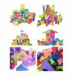 La construction de l'éducation jouet EVA Bloc de construction de l'enfant, Toy briques