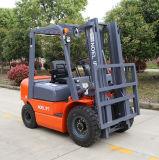 Aufbau, der award-winning Diesel-Gabelstapler des Entwurfs-2000kg beleuchtet