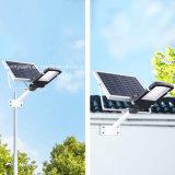 Control remoto de 24 LED calle la luz solar para jardín iluminación pasarela