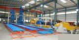 De nieuwe Vuurvaste Lopende band van de Machine van de Baksteen van het Schuim Concrete Automatische
