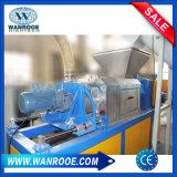 Déchets de plastique de PNSP Film PE pinçant la granulation de séchage par l'usine de la machine