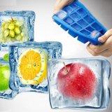 Поднос кубика льда силикона прессформы льда силикона полостей качества еды 15 Kitchenware силикона