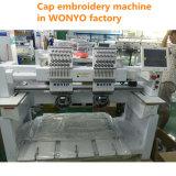 [وونو] غطاء تطريز يتلقّى آلة ال نفسه [ووركينغ ليف] بما أنّ [برودن] تطريز آلة