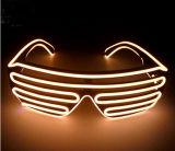 ギフト多彩なLEDのネオン白熱軽いELワイヤー党ガラス