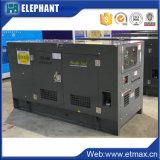 15kVA 12kw Quanchai Motor-Drehstromgenerator-beweglicher Dieselgenerator