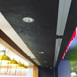 300x300mm Matériau Anti-Moth de modification de l'argile de tuiles de façade