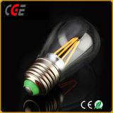 5 Вт E14/E26/B22 Cool белой светодиодной лампы накаливания