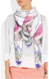 Form-Eleganz-Dame Square Silk Scarf