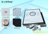 El ahorro de la energía fácil de la instalación enciende las lámparas de calle solares de IP65 3-Years-Warranty