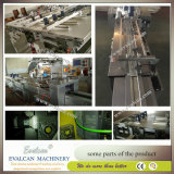 Machine de conditionnement semi-automatique d'esquimau