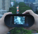 7X31広い眺めのデジタル双眼夜間視界