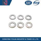 DIN125 une rondelle plate en acier inoxydable avec la norme de DIN, ISO, JIS, ANSI, GB