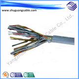 El alto voltaje XLPE aisló el cable acorazado forrado PVC de la energía eléctrica