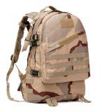 Comercio al por mayor militar de camuflaje 3D la mochila al hombro