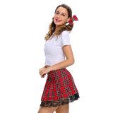 섹시한 도매 유혹하는 여자 학교 소녀 복장