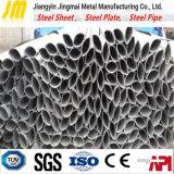 Tubo d'acciaio saldato Q235 di figura anormale del tubo del acciaio al carbonio GB/T-13793