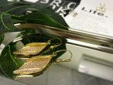 여성 지르콘 금에 의하여 도금되는 훅 귀걸이를 위해 유행 현대