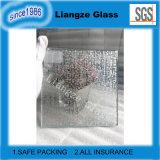 Ligne en verre ultra claire glace de diamant de décoration