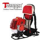 Cortador de cepillo de motor de 2 tiempos de 42,7 cc Mochila gasolina herramientas eléctricas
