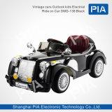 Kind-elektrische Fahrt auf Auto-Fahrzeug-Spielzeug (Gelb DMD-138)
